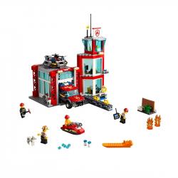 LEGO City 60215 Hasičská...