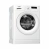 Předem plněná pračka značky Whirlpool FWF71253W patří do energetické třídy A+++. Maximální náplň prádla je 7 kg. maximální rychlost odstřeďování dosahuje 1200 ot./min. Nabízí 14 pracích programů.