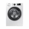 Předem plněná pračka značky Samsung WW80J5446EW Vám ušetří veliké množství energie, protože patří do energetické třídy A+++. Maximální kapacita praní až 8 kg. Maximální rychlost odstřeďování dosahuje 1400 ot./min. Svým vzhledem zapadne do každé moderní domácnosti.