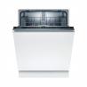 Vestavná myčka nádobí společnosti BOSCH SMV2ITX22E s úspornou energetickou třídou E. Do myčky můžete umístit až 12 sad nádobí. Myčka nádobí nabízí možnost přepojení s mobilním telefonem prostřednictvím Wi-Fi a aplikace Home Connect. Home Connect umožňuje zapnout myčku na dálku + nabízí možnost potlačení hluku. Na výběr máte z5 různých programů, 4 teploty mytí + přídavné funkce, jakoodložený start, poloviční náplň, SpeedPerfecta mnoho dalších praktických funkcí.