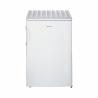 Kombinovaná jednodveřová chladnička Gorenje RB4092ANW s objemem 113 l. Spadá do energetické třídy A++, což zaručuje nízkou spotřebu energie. Výhodou je tichý provoz, jehož hluk dosahuje pouhých 39 dB. Vnitřek ledničky je vybaven 2 skleněnými policemi (nosnost 22 kg), 1 úložným boxem (ovoce a zelenina) a 3 přihrádky ve dveřích chladničky.