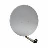 Jedná se o kvalitní hliníkovou parabolu v bílém provedení s průměrem 85 cm. Stabilita je zabezpečena díky stožárovým objímkám. Úchyt je vyrobený z pevného materiálu, což zabezpečí dlouhou životnost. Podpůrné rameno je vyrobeno z hliníku.