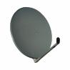 Jedná se o kvalitní hliníkovou parabolu v šedém provedení s průměrem 85 cm. Stabilita je zabezpečena díky stožárovým objímkám. Úchyt je vyrobený z pevného materiálu, což zabezpečí dlouhou životnost. Podpůrné rameno je vyrobeno z hliníku.