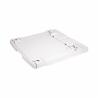 AEG Electrolux E4YHMKP2 je univerzální příslušenství (mezikus) pro pračky a sušičky značky AEG a Electrolux. Slouží k namontování sušičky na vrchní část pračky. Součástí mezikusu je praktická výsuvná polička Mezikus je vhodný pro sušičky a pračky, které mají hloubku a šířku do 60 cm.