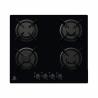 Plynová varná deska Electrolux EGT624NVK zaujme stylovým provedením se 4 plynovými hořáky. Na plynových hořácích se nachází smaltované podpěry, které zaručí stabilitu kuchyňského řádu. V přední částí se nachází 4 knoflíky, které ovládáte otáčením. Velkou výhodou je termopojistka a elektrické zapalování.