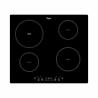 Indukční varná deskaznačkyWhirlpool ACM 822/NEje vybavenačtyřma varnými zónami. Varné zóny jsourůzně veliké, takže můžete vařit v hrncích různých velikostí. K dispozici jedotykové ovládání. Součástí ječasovač, indikátor zbytkového tepla, dětská pojistka, funcke Power Booster.