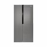 Americká chladnička značky LG GSB360BASZ Vám zaručí nízkou spotřebu energie,díky tomu, že je zařazena do energetické třídy A++. Celkový objem chladničky je 613 l. Maximální hlučnost 39 dB, tichý provoz zaručen. Výhodou je automatické odmrazování. Součástí je Deodorizér, který pohlcuje pachy.