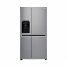 Americká chladnička značky LG GSL760PZUZ patří do energetické třídy A++ (nízká spotřeba energie). Zaručený tichý provoz s maximální hlučností 39 dB. Celkový čistý objem spotřebiče - 601 l. K dispozici má nápojový automat. Lineární kompresor zaručuje dlouhou životnost, vysoký výkon, nízkou spotřebu, tichý a spolehlivý provoz.