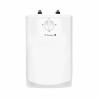Tento elektrický, akumulační a beztlakový ohřívač vody Tatramat EO 5 P je určený pro přípravu teplé vody, pokud jsou nutné časté odběry teplé vody v menším množství. Ohřívače jsou určený pro jedno odběrné místo. Jsou napojené jen na speciální beztlakovou směšovací baterii. Celkový objem činí5 l a výkon topného tělesa je 2 kW. Disponuje funkcemi a pojistkami (proti přehřátí, proti zamrznutí, možnost nastavení teploty ohřevu, krátká doba ohřevu, signalizace). Tatramat EO 5 P elektrický ohřívač lze nainstalovat nad umyvadlo.