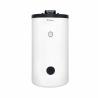 Stacionární ohřívač vody Tatramat VTH 100 je velmi efektivní zejména při velkém odběru teplé vody. Výhodou je možnost připojení více odběrných míst. Celkový objem - 95 l. Výkon - 20 kW. Spotřebič spadá do energetické třídy B. Možnost montáže elektrického ohřevu s příkonem 2 kW.