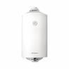 Plynový ohřívač vody Tatramat HK 120 K je efektivní zejména při větším odběru teplé vody. Možnost napojení na více odběrných míst současně. Spotřebič je chráněný před korozí anodovou ochranou. Objem - 120 l. Celkový výkon - 5,6 kW. Bojler patří do energetické třídy B.
