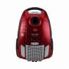 Špičkový sáčkový vysavač HooverTE70_TE75011 Telios Plus patřído energetické třídy AAAA, kterázaručuje nízkou spotřebu energie. Jeho efektivita je velmi vysoká a po všech stránkáchho můžeme zařadit dotřídy A. Zaručentichý provozs maximální hlučnostíjen 66 dB. Celkovývýkončiní700 W. Otočná kolečka, teleskopická tyč a různé nástavcedodají potřebný komfort. Akční rádius je dlouhý až 9 m. Součástí je omývatelný EPA filtr.