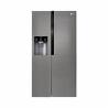 Americká chladnička značky LG GSL360ICEV patří do energetické třídy A+ (nízká spotřeba energie). Na dveřích mrazničky se nachází výrobník ledu. Spotřebič je vybaven invertorovým kompresorem, který zaručí dlouhou životnost, nízkou spotřebu energie, spolehlivý a tichý provoz (39 dB). Mrazící kapacita - 12 kg/24hod.