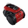 Bezsáčkový vysavačELECTROLUX PC91-4RRdosahujemaximálního výkonu 650 Ws možností 13stupňové regulace. Tichý provozzaručen s maximální hlučností72 dB. Součástí jeprachová nádobas objemem 1,6 l. K dispozici jerevoluční 3D filtr. Akční rádius - 12 m.