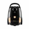 Sáčkový vysavačETA 1519 90000 AVANTOpatří do energetické třídy A, která zaručujenízkou spotřebu energie. Celkovývýkon činí 700 W. Tichý provoz zaručens maximálníhlučností jen 68 dB. Prachový sáčekdisponuje objemem až 3 l. Součástí vysavače je iHEPA filtr. Akční rádius má délku10 m.