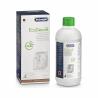 Jedná se odvápňovač Delonghi EcoDecalk 500 ml, který je určený na odstranění vodního kamene pro kávovary značky Delonghi. Objem představuje 500 ml a poslouží až na 4 odvápňovací cykly. Výhodou jsou přírodnía kvalitní materiály. Materiály jsou biologicky odbouratelné.
