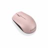 Jde o bezdrátovou myšku Lenovo 520 Wireless Mouse, kterou můžete využít na práci, ať jste kdekoliv - doma, v kanceláři nebo na cestách. Myška funguje na bezdrátové technologii 2,4 GHz přes Nano USB přijímač. Designje jedinečný a trvanlivá povrchová úprava zaručuje celodenní komfort. Zařízeníje střední velikosti a její design je všestranný. Baterie1 AA má výdrž až 12 měsíců.