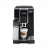 Automatický kávovar DeLonghi DINAMICA ECAM 350.55 B disponuje profesionálním tlakem 15 barů. Objem zásobníkuna vodu je 1,8 l. Až 13 stupňů hrubosti mletí. Zásobník na mlýnek má kapacitu 300 g. Celkový příkon představuje 1450 W. Příprava dvou šálků kávy současně. K dispozici máte možnost nastavení množství vody a množství kávy.