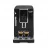 Automatický kávovar DELONGHI DINAMICA ECAM 350.15 B disponuje tlakem až 15 barů. Připravit si můžete až dva šálky kávy najednou. K dispozici je možnost automatického vypnutí.  Objem zásobníkuna vodu je až 1,8 l. Příkon 1450 W. 13 stupňů hrubosti mletí. Objem zásobníkuna kávu je 300 g.