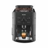 Tento automatický kávovar KRUPS EA810B70 disponuje tlakem až 15 barů. Připravit si můžete dva šálky kávy současně. Objem zásobníku na vodu je 1,7 l. Zásobník mlýnkuje určený až na 260 g kávy. Příkon představuje 1450 W.  Součástí kávovaru je parní tryska, díky které si dokážete připravit kvalitní cappuccino. K dispozici jsou tři stupně hrubosti mletí kávy.Vyhotovení v tmavě šedé barvě.