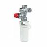 Samostatný sifón, který je určený pro ventily NUOS. Toto příslušenství je dodávané bez pojistných ventilů.