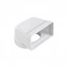 Toto příslušenství (svislý přechod ABS) je určený pro ohřívače vody Ariston NUOS. Disponuje průměrem 12 mm na obdélník 150 x 70 mm.