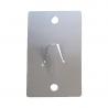 Příslušenství Ariston závěs je určen pro elektrické ohřívače značky Ariston typu Velis, Velis Plus a Velis Inox. Balení obsahuje 2 kusy závěsů, které umožňují snadnou instalaci bojleru na stěnu.
