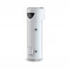 Ohřívač vody s tepelným čerpadlem NUOS PLUS 250 TWIN SYS, který je určený pro vytápění, teplou vodu a ohřívání. Bojler zaručuje maximální pohodlí a úsporu energie. K dispozici je možnost nastavení optimální teploty vody v rozmezí -7 °C - 42 °C. Výkon topného tělesa - 2,5 kW. Celkový objem - 250 l. Integrace s jinými zdroji tepla není problém.