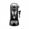 Jedná se o pákový kávovar DELONGHI EC 685 BK, který disponuje tlakem 15 barů.  Celkový objem zásobníkuna vodu je 1,2 l. Příkon je 1300 W. S parní tryskou si připravíte lahodnou, smetanovou pěnu. O potřebě odvápněníVás bude informovat signalizace. Kávovar ovládáte pomocí třech elektronických tlačítek.  Jakmile se kávovar dostane do delší nečinnosti automaticky se vypne, což šetří energii.