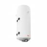 Kombinovaný tlakový ohřívač ELÍZ EURO 120 T s elektrickým topným tělesem, doplněný topným výměníkem (možné připojení kotle ÚT). Ohřívač má příkon 2 kW a patří do energetické třídy B, i díky kvalitní 33 mm izolaci z polyuretanu bez CFC (minimalizování tepelných ztrát). Objem 120 litrů obslouží i více odběrných míst. Vodu ohřívá na Vámi zvolenou teplotu v rozsahu 7 - 75 °C. Antikorozní ochrana oceli anodovými tyčemi a zirkonovým smaltem.