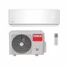 Tuto nástěnnou klimatizaciVivax ACP-09CH25AERI v R designu nabízíme spolu se speciální technologií 3D invertoru. Součástí je vnitřní i venkovní jednotka. Klimatizace je vhodná do místnosti, která má do 25m2. Zařízení je mimořádně účinné i díky úsporné energetické třídě (chlazení: A ++, vytápění: A +). Jistě uvítáte i prachový a bio filtr a ionizátor, které se podílejí na kvalitním čištění vzduchu. Celkový výkon chlazení představuje 2640 W. Výkon vytápěníje 2780 W.