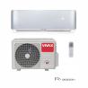 Nástěnnou klimatizaci Vivax ACP-12CH35AERI nabízíme v R designu ve stříbrném provedení. Celkový výkon představuje 3520 W. Součástí vybavení je vnitřnía venkovní jednotka. Vhodná je do místnosti, která má do 45 m2. Speciální technologie 3D invertoruzabezpečí úsporu energie, nízkou hlučnosta dlohodobou kvalitu. Energetická třída při chlazení je A ++ a při vytápění A +.