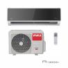 Klimatizace v R designuVIVAX ACP-12CH35AERI SILVER MIROR zaručímaximální čistotu vzduchu, i díkyionizátoruaBio filtru. Součástí je venkovní i vnitřníjednotka. Nízká spotřeba energie,tichý provozadlouhá životnostje dosáhnutá, díky speciální 3D technologii. Výkonchlazení/vytápěníje3520/3810 W. S klimatizacií vmůžetevytopit místnost do 45 m2. Stačí si dokoupitWiFi modula zařízení jemožné ovládat prostřednictvím WiFi.