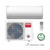 Nástěnnou klimatizaciVivax ACP-18CH50AUJIv J designu nabízíme is kompletním WiFi připojením k internetu. Součástí vybavení jevnitřní ivenkovní jednotka. Klimatizace jemimořádně účinná v systému vytápění, i díky kompresoru a ohřivači kondenzátoru. Při chlazeníje zařazená do energetické třídyA ++apři vytápění do A +. Vnitřní jednotka je vybavenábio filtrem aprachovým filtrem, což je výhoda zejména pro lidi, kteří jsou citliví na prach. Výkon při chlazenípředstavuje5270 Wapři vytápění 5370 W.
