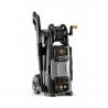 Tlakový čističSTIGA HPS 345 R je určený pro hloubkové čištění různých povrchů (podlahové povrchy, bazény, auta, stroje…). Pohon elektrickýmmotorem s příkonem 2100 W. Pracovní tlak dosahuje145 barů(450 l / hod.). Navíjecíhadice s délkou 8 m. Jednoduchá manipulace a přesuny, díkyteleskopické rukojeti. Integrovanánádoba pro čistícíprostředek.