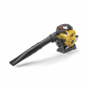 Benzínový vysavačStiga SBL 327 V s funkcí foukače. Motor ovýkonu 1,2 HP (obsah 27 cm3). Integrovanýkovový rotační nůžs funkcí sekání při vysávání. Sběrný koš na vysávání sobjemem 55 l. Nízká úroveň vibrací aplynulá regulace otáčekzajistí komfortní a i dlouhodobější používání.