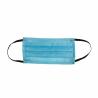 Ochranná rouška je vyrobená ze 100 % polypropylenu. Hrubost vlákna představuje 0,22 mm. Rouška je dvouvrstvá. Nabízíme ji v barvě: zdravotnicka modrá/masterbatch