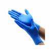 Jednorázové,latexové rukavicenabízímev modré barvěvelikosti XL. Jsouodolné proti přetrhnutí. Mají vysokouchemickou odolnost a jsou vhodné ina prací s agresivní chemii. Jemná textura zabraňuje klouzání. Jsou vhodné iv oblasti medicíny.