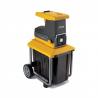 Drtič větvíStiga BIO SILENT 2500s elektrickým motorem. Válcový systém drcenívětví s průměrem do 40 mm. Ochrana proti přetížení amožnost zpětného chodu. Plastový sběrný košs objemem 60 l.