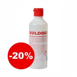 Dezinfekční prostředek na ruce Buldog na bázi alkoholu 0,5 l