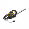 Elektrický plotostřihSTIGA SHT 600s otočnou rukojetí. Výkonný elektromotor až600 Wčistého výkonu (230 V). Stříhacídvojčinný nůž s délkou 60 cm (rozestupy zubů 20 mm). 5 nastavitelných polohotočné rukojeti a hmotnost pouhých 3,2 kg.