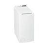 Vrchem plněná pračka TDLR 60112od výrobceWhirlpool vypere až 6 kg prádla. Patří do energetické třídy A+++ (šetří spotřebu energie a vody až o 50 %). Maximální rychlost odstřeďování dosahuje 1000 ot./min.