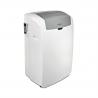 Jde o přenosnou, mobilní klimatizaci od značky Whirlpool, která zabezpečuje chladicí i vytápěcíprovoz chlazení (+ ventilaci a odvlhčování). Součástí je praktický časovač, díky kterému si můžete chlazení místnosti nastavit na čas, který Vám vyhovuje. Zajímavé funkce: šestý smysl, Around U, DIM, Sleep, autorestart, rychlé chlazení, HEPA filtr. Chladicí výkon 3,5 kW vychladí místnost do 35 m2 a vytápěcí výkon 3 kW.