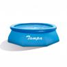 Kruhový nafukovací bazén MarimexTampa 3,66 x 0,91 m nabízíme vmodré barvě. Hloubka vodyčiní0,75 m. Bazén je kvalitně vyrobený, takže zaručujedlouhou životnost. Bazén můžetepřipojit na pískovou, anebo kartušovou filtraciMarimex.