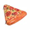 Nafukovací lehátko Intex Pizza s trojúhelníkovým designem pizzy. Vyrobené z kvalitního a odolného materiálu. Realistická grafika pizzy. Rozměry 160 x 137 x 23 cm.