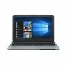 """Úhlopříčkatohoto notebooku ASUS X540MA-DM128T Silver Gradient má úhlopříčku15,6"""". Rozlišení displeje -1920 x 1080 px. Dvoujádrovýprocesor. Grafická karta -Intel UHD Graphics 600. Velikost operační paměti -4 GB. Operační systém -Windows 10 Home. Kapacita úložiště -128 GB."""