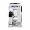 Automatický kávovar s LatteCrema systémem.Příkon 1450 W a parný tlak 15 bar.Personalizované programy od espressa po latte machiato.Nastavitelný mlynek (13 možností mletí).Bílá barva s chrómovými prvky.