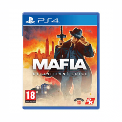 Mafia Definitive Edition – PS4