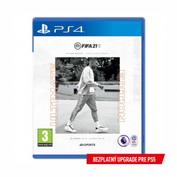FIFA 21 Ultimate Edition – PS4