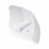 Ubiquiti LiteBeam 5AC-Gen2 2x2 MIMO je klientská stanice AC řady. Propásmo 5 GHzs anténovým ziskem23 dBi. Venkovní použitío přenosové rychlosti až do867 Mbps. Procesor MIPSAtheros 74KC s operačnípaměti 64 MB. Síťový port s podporou 10/100/1000 Ethernet, napájení pasivním Gigabit PoE 24V/0,3 A adaptérem (součástí balení).